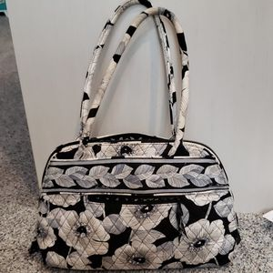 Black/white Vera Bradley Bag